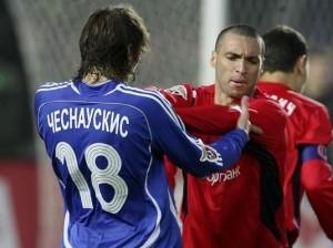 Самый результативный тур чемпионата России по футболу