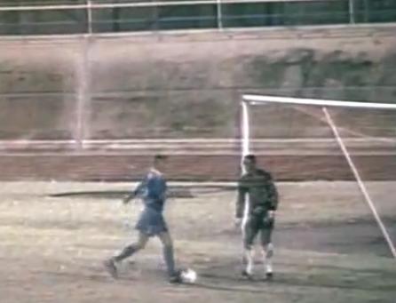 Самый необычный матч за всю историю футбола